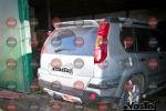 Фаркоп для Nissan X-Trail (T31) 2007-2013 (VASTOL, NS-3)