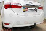 Фаркоп для Toyota Corolla (E18) 2013+ (VASTOL, TY-21)