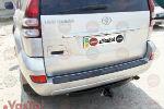 Фаркоп для Toyota LC Prado 120 2003-2009 (VASTOL, TY-5)