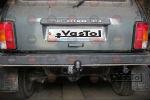 Фаркоп для ВАЗ 2121/Тайга/Нива 1976+ (VASTOL, VA-14)