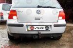Фаркоп для Volkswagen Golf IV HB 1997-2004 (VASTOL, VW-15)