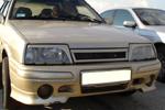 """Передний пластиковый бампер """"Euro-Nova"""" ВАЗ-2108 (BK-Tun, VAZ-08ENOVA)"""