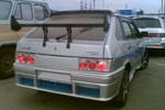 """Задний пластиковый бампер """"OD"""" ВАЗ-2108 (BK-Tun, VAZ-08OD1)"""