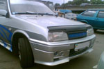 """Передний пластиковый бампер """"OD"""" ВАЗ-2108 (BK-Tun, VAZ-08OD)"""