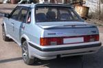 """Задний пластиковый бампер """"Nova"""" ВАЗ-21099 (BK-Tun, VAZ-99NOVA1)"""