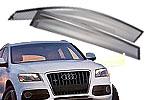 Ветровики (дефлекторы окон) для Audi Q5 (BGT-PRO, SWE-AUD-Q5)