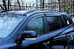 Ветровики (дефлекторы окон) для Hyundai Santa Fe (BGT-PRO, SWE-HYU-SANFE)
