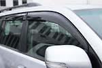 Ветровики (дефлекторы окон) для Lexus GX 2010 (BGT-PRO, SWE-LEX-GX10)