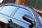 Ветровики (дефлекторы окон) для Toyota Camry V40/V41 (хром) (BGT-PRO, SWE-TOYCAM40/41HR)