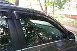 Ветровики (дефлекторы окон) для Toyota Highlander (от 2010) (BGT-PRO, SWE-TOYHIGH10)