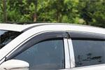 Дефлекторы окон (ветровики) для Nissan X-Trail 2014+ (Kindle, NX-V41)