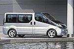 Тюнинг Opel Vivaro