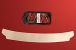Защитная пленка на задний бампер для Audi A4 Allroad 2008- (AutoProTech, BP.AUDA4A08.RSP)