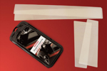 Полиуретановая пленка на пороги (защитная) для KIA Sportage 2010- (AutoProTech, BP.KIASGR.TIP)