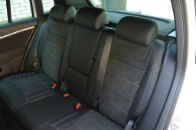 Авточехлы (Leather Style) для Volkswagen Tiguan 2007+ (MW BROTHERS)