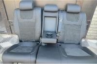 Авточехлы (Leather Style) для Volkswagen Touareg 2010+ (MW BROTHERS)