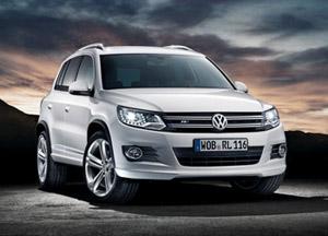 Тюнинг Volkswagen Tiguan