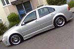 Тюнинг VW Bora