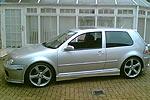 Тюнинг VW Golf 2/3