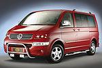 Тюнинг Volkswagen T5 Multivan