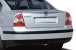 "Задний спойлер ""Сабля"" на Volkswagen Passat 2000-2006 (BK-Tun, VWB53ZS)"