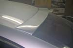 """Козырек заднего стекла """"Бленда"""" на Volkswagen Passat 2006- (BK-Tun, VWB63BL)"""