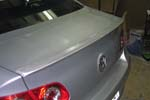 "Задний спойлер ""Сабля"" на Volkswagen Passat 2006- (BK-Tun, VWB63ZS)"