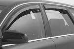 Ветровики (дефлекторы окон) для Volkswagen Passat 2010- (Climair, CLI0033387/CLI0044052)