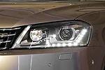 Передняя светодиодная оптика для Volkswagen Passat B7 2010- (JANYAN, VWPSB7.LD.V1)