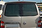 """Задний спойлер """"распашонка"""" для Volkswagen T5  (AD-Tuning, VWT5.500.01)"""