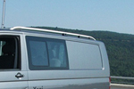 "Рейлинги ""Crown"" Long Base Volkswagen T5 Transporter/Multivan 2010- (Can-Otomotiv, VWT5.73.3812L)"