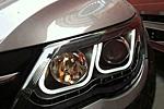 Передняя светодиодная оптика для Volkswagen Tiguan 2010- (JUNYAN, VWTIG.UTYP10.01)