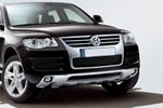 "Накладка переднего бампера ""OEM Style"" VW Touareg 2007- (AD-Tuning, VWTG.FPS.01)"