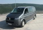 "Боковые пороги ""Brilliant"" Volkswagen T5 Transporter/Multivan 2010- (Can-Otomotiv, VWT5.49.5116)"