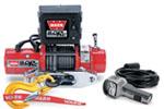 Электрическая лебедка WARN 9,0Rc (WARN, 71550)
