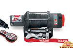 Электрическая лебедка WARN XT40 (WARN, 77500)