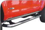 Пороги труба Hummer H3 с приступом (Winbo, В020201)