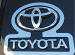 Логотип Toyota FJ-Cruiser (Winbo, E098633)