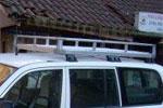 Багажник на крышу Toyota LC 100 Series 1998- (Winbo, C090104)