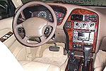 Накладки салона Nissan Pathfinder 1999-2000 15 Pcs (Wowtrim, NSN-21C)