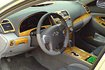 Накладки салона Toyota Camry 2007- 55 Pcs (Wowtrim, TACY07G)