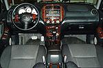 Накладки салона Toyota RAV-4 2004-2005 22 Pcs (Wowtrim, TAR404B)