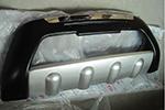 Накладка на передний бампер Nissan X-Trail 2010- (For, XTR120301)