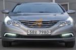 Дневные ходовые огни DRL в штатное место Hyundai Sonata YF 2010- (FOG-LIGHT-HYU.10.01)