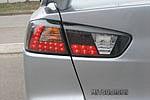 "Задняя светодиодная оптика ""Black"" Mitsubishi Lancer X  (BGT-PRO, MB361-B9DE4-0011B)"