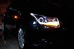 Передняя светодиодная оптика «Type Audi» для Chevrolet Cruze (BGT-PRO, FR-LIGHT-CHEV-CRU)
