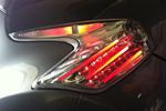 Задняя светодиодная оптика (White) для Nissan Juke  (BGT-PRO, R-LIGHTW-NIS-JUKE)