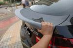 """Задний спойлер """"AC-Style"""" BMW X6 08- (S-Line, BMW.X6.10.04)"""