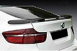 """Карбоновый задний спойлер """"Hamman Style"""" BMW X6 08- (S-Line, BMW.X6.11.00.6)"""