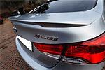 """Задний спойлер """"Blade"""" Hyundai Elantra 2011- (S-Line, HYU-EL11RS4509)"""